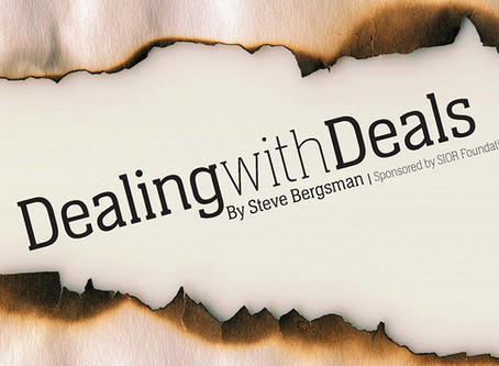 Dealing with Deals