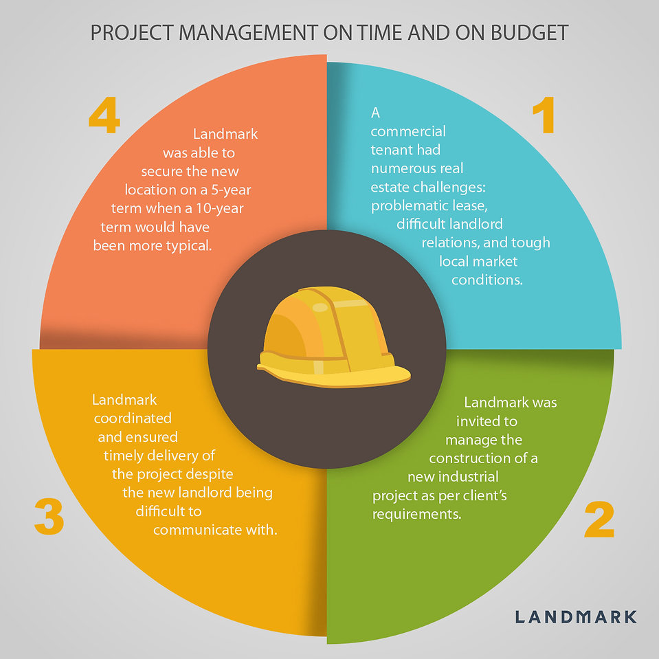 Project Management on Time and on Budget