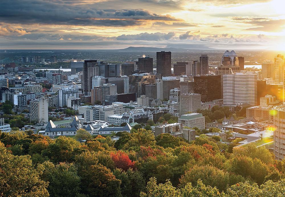 Si Montréal est une île à part, elle n'a jamais été aussi connectée