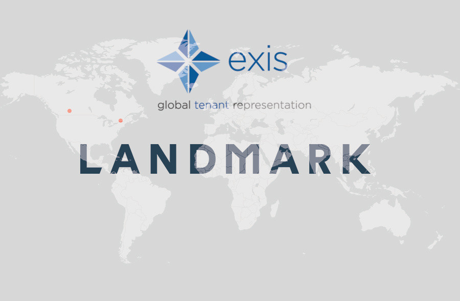 Landmark joins the Exis Global Network