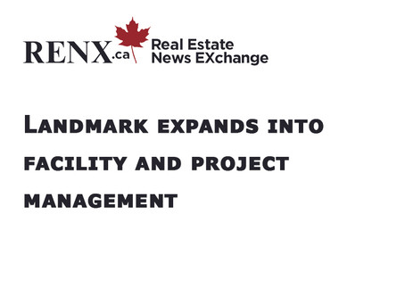 Landmark expands into facility and project management