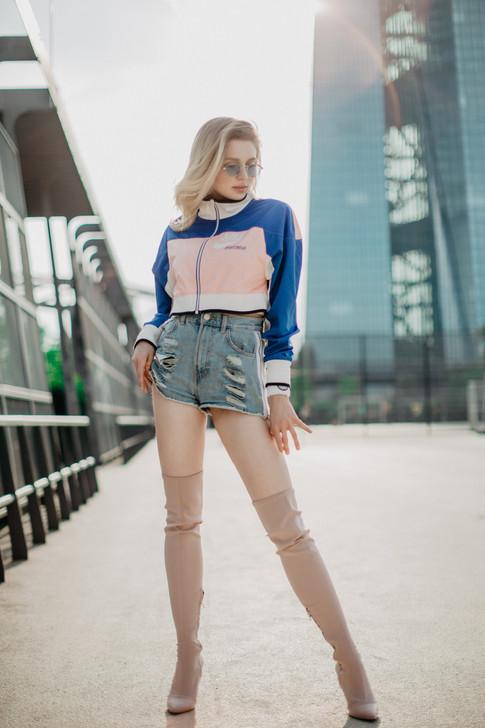 Justyna x Moxy Frankfurt
