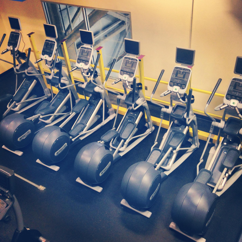 Ellipticals & Treadmills