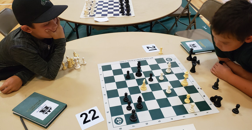 Chess Camp 2020