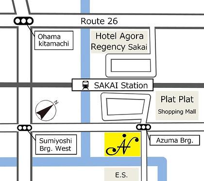 堺, 駅前, 長山整形・内科