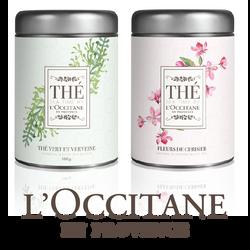 THÉ by L'Occitane