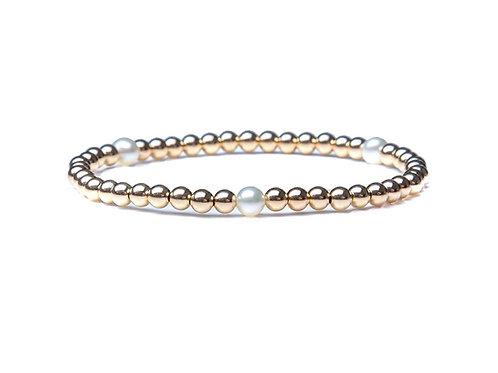 3 Pearl Bracelet