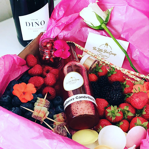 The Little Prosecco Gift Set- Local Delivery Only