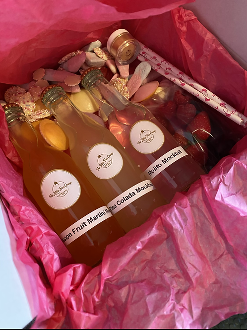 The Little Mocktail Gift Box - Local Delivery Only