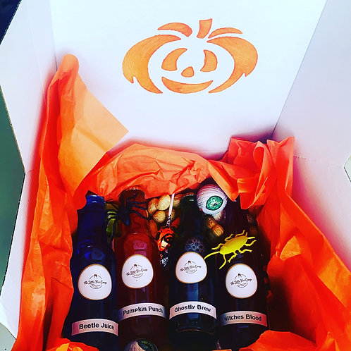The Little Halloween Cocktail Box - Local Delivery Only