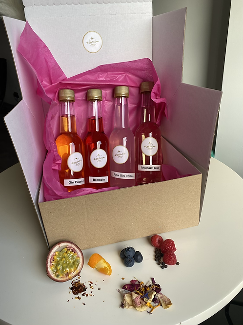 The Gin Lovers Little Cocktail Box