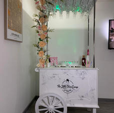 Prosecco Cart Package