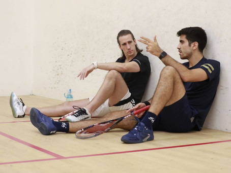 How mental fatigue can affect your squash performance - by Gary Nisbet