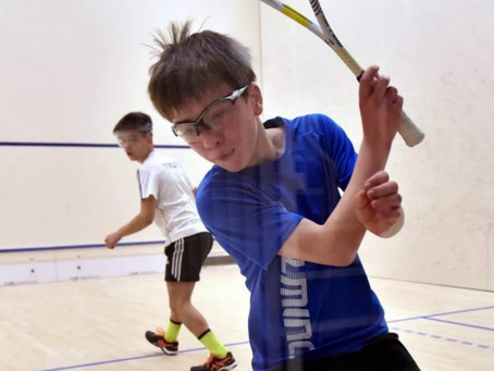A review from a SquashMind student - by Oliver Coulcher-Porter