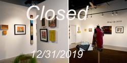 Gallery closed 12/31/2019