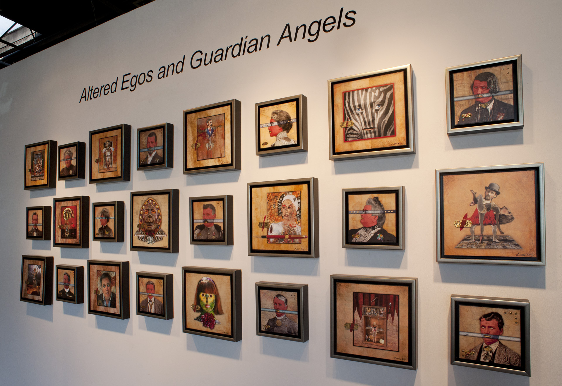 """Altered Egos andGuardian Angels"""