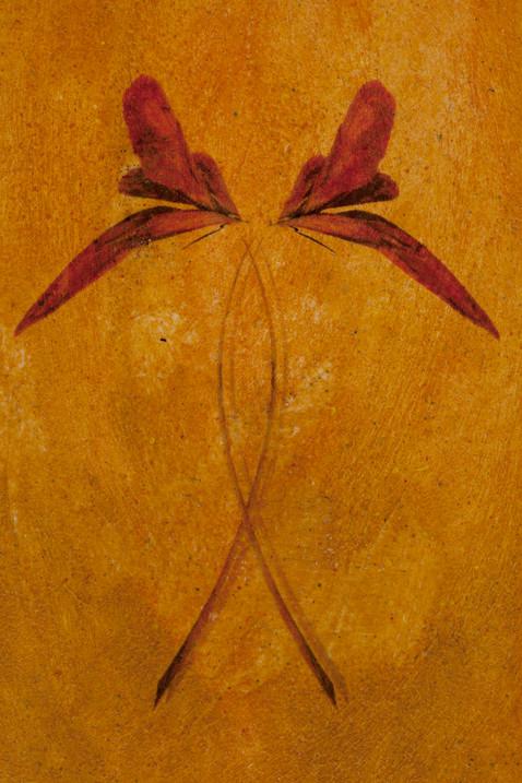 Dancing tulips-Flamenco