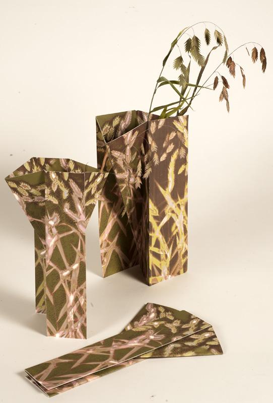 folding vases
