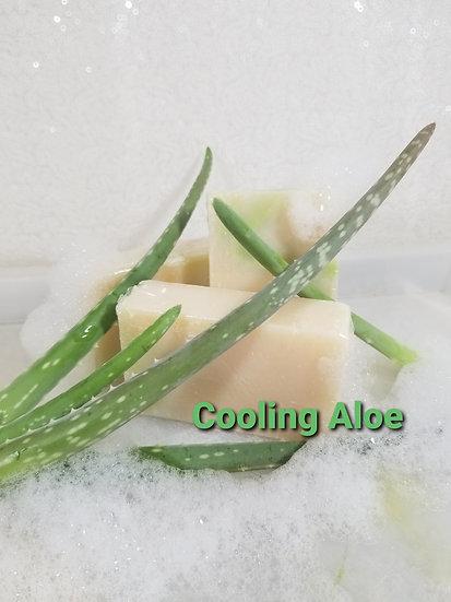 Cooling Aloe Soap Bar