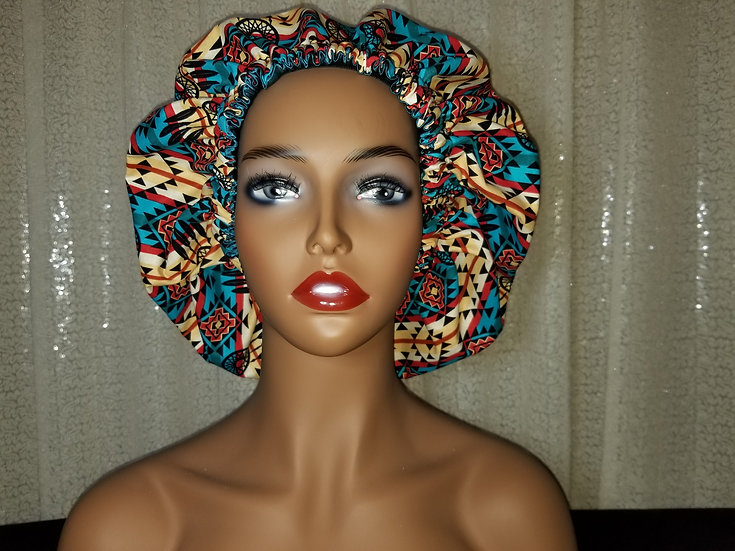 Dream Catcher Satin-lined Bonnet
