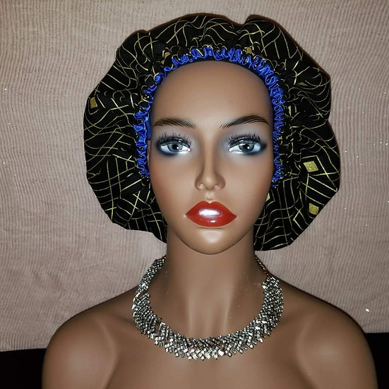 Black Diamonds Satin-lined Bonnet