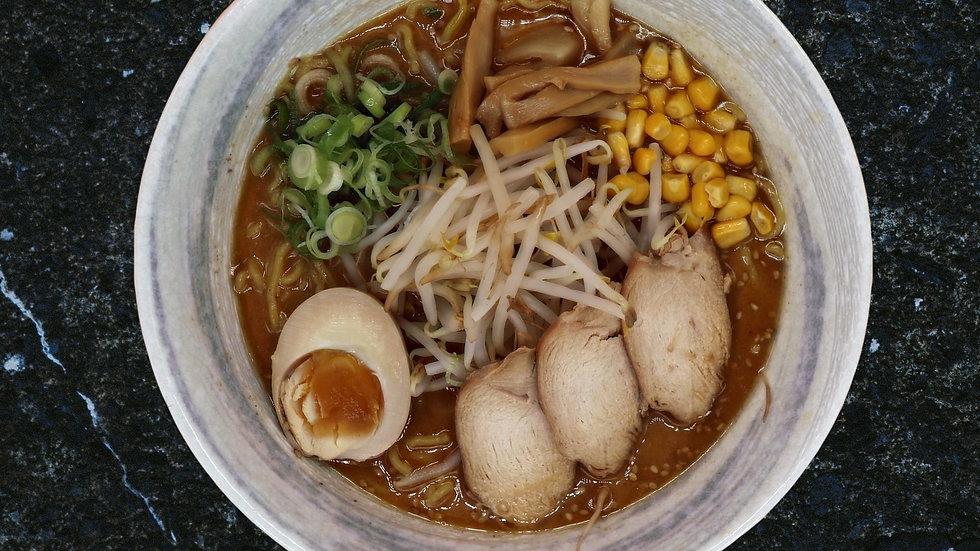 Chicken Miso Ramen Kit