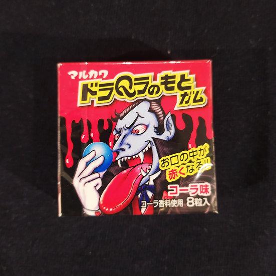Жвачка Marukawa Monsters. Кола