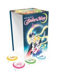 Sailor Moon. Коллекционный бокс для 6 томов