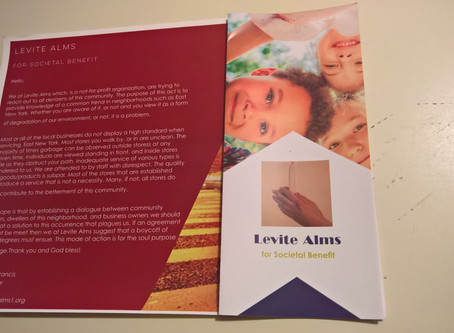 Levite Alms' stories
