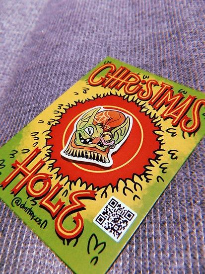 "Пин ""Elf From Black Christmas Hole"""