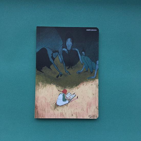 Блокнот Simplebook