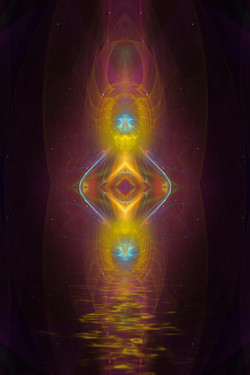 03. Portal to Archangel Chamuel