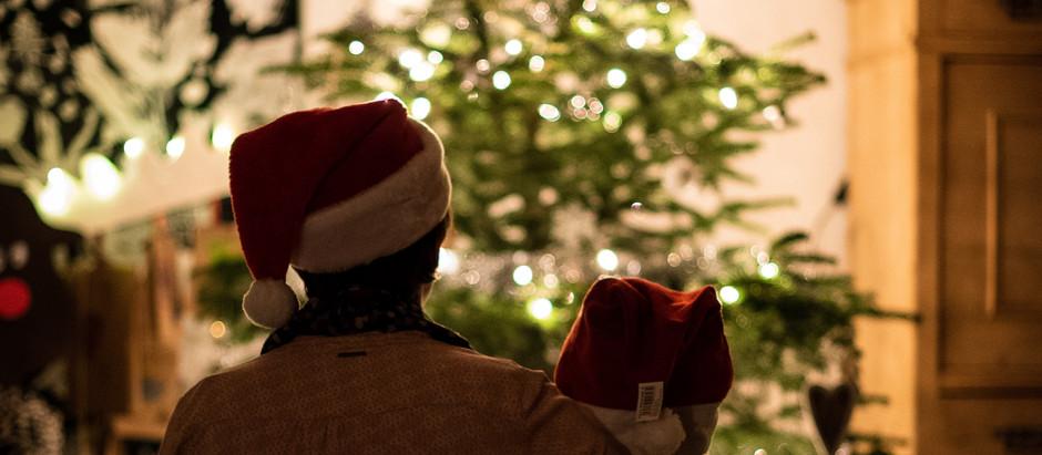 Enjoying the Holiday Season with Mindfulness