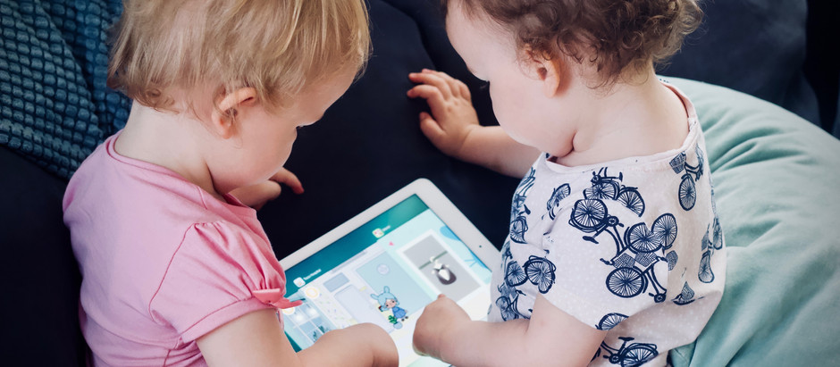 How to navigate todays technology while raising your child?