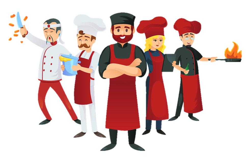 Küchenhelden