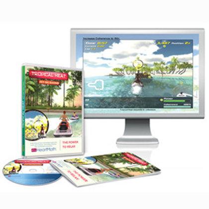 Tropical Heat for emWave® Desktop and emWave2