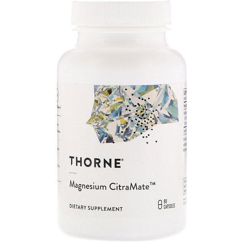 Thorne Magnesium CitraMate