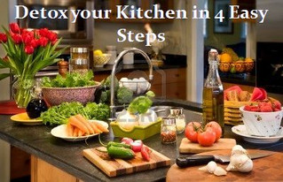 Quick kitchen detox
