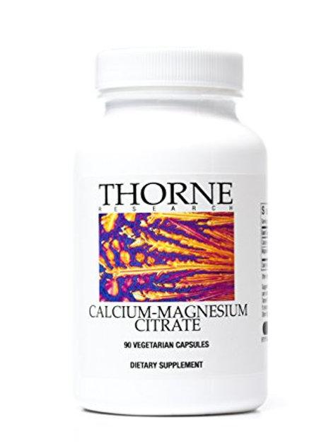 Calcium-Magnesium Citrate