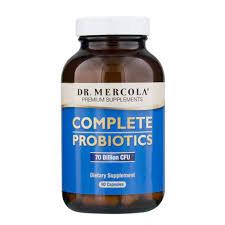 Complete probiotics - Dr. Mercola