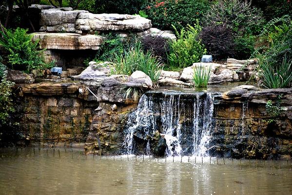 Rock Landscape Design Fort Worth TX