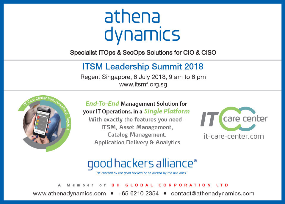 ITSM Leadership summit 2018