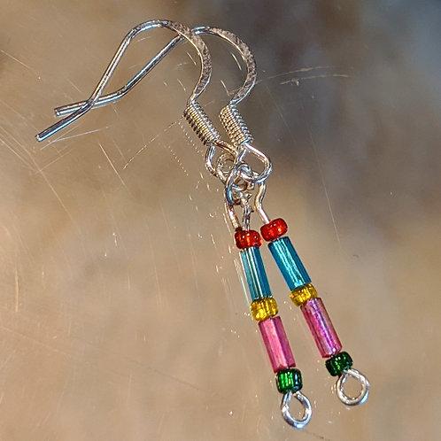 """""""Carnival"""" Earrings"""