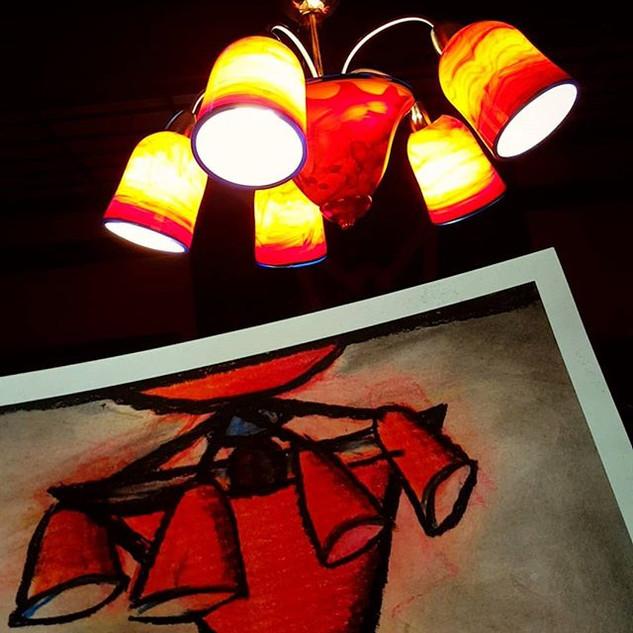 Let your lighting tell the story! Custom