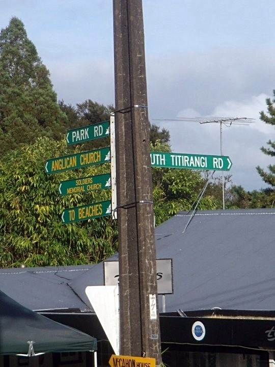 Titirangi Road, New Zealand