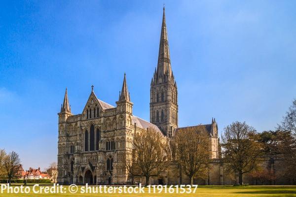 Salisbury Cathedral, England