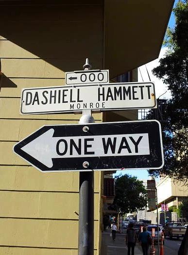 Dashiell Hammett Street
