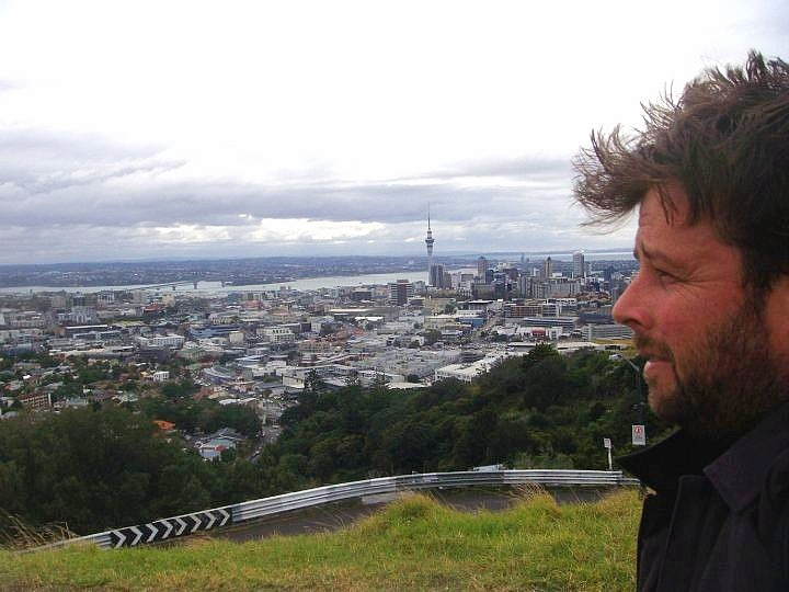 Me in Auckland, New Zealand