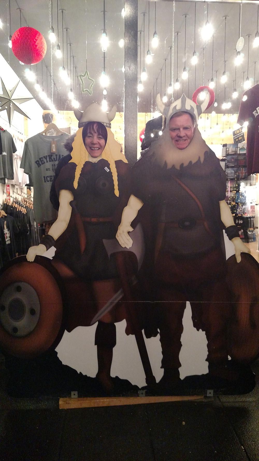 What an Icelandic pair