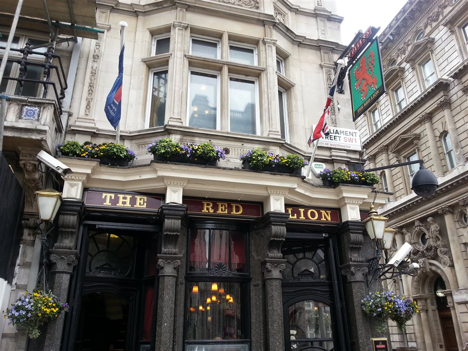 The Red Lion, London